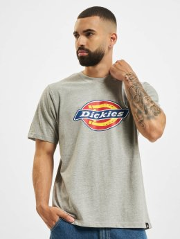 Dickies T-Shirty Horseshoe szary