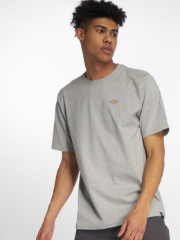 Dickies T-Shirty Stockdale szary