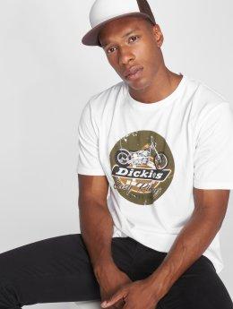 Dickies T-skjorter Middletown hvit