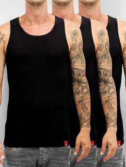 Dickies Tank Tops Proof 3er-Pack schwarz