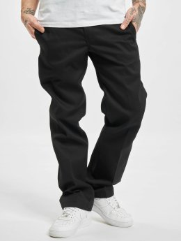 Dickies Tygbyxor Slim Straight Work svart