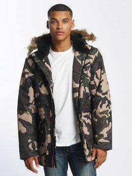 Dickies Winterjacke Curtis camouflage