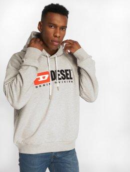 Diesel Hoodie S-Division gray