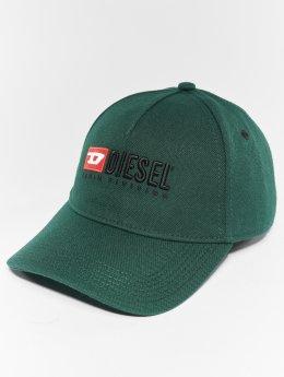Diesel Snapback Cap Cakerym-Max oliva