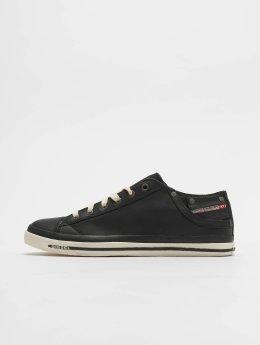 Diesel Sneaker Magnete Exposure Low I schwarz
