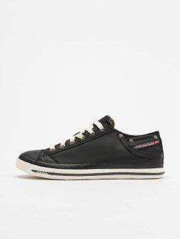 Diesel Sneaker Magnete Exposure Iv Low schwarz