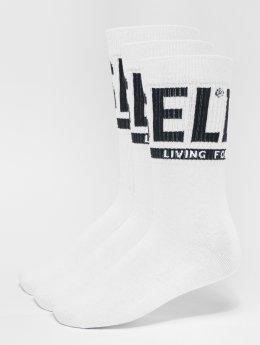 Diesel Socken Skm-Ray-Threepack weiß