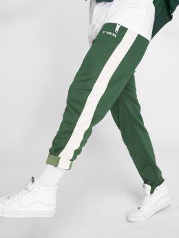 Diesel Spodnie do joggingu P-Ska zielony