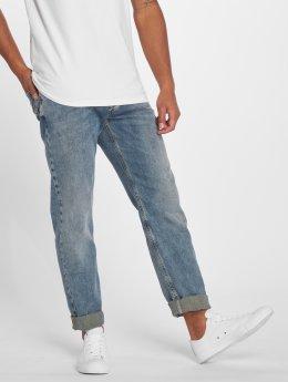 Diesel / Straight fit jeans Larkee-Beex in blauw