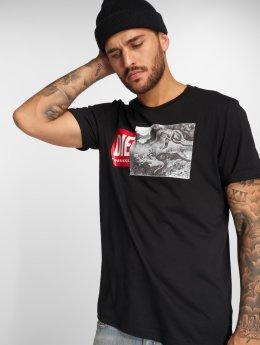 Diesel T-Shirt T-Just-Xh schwarz