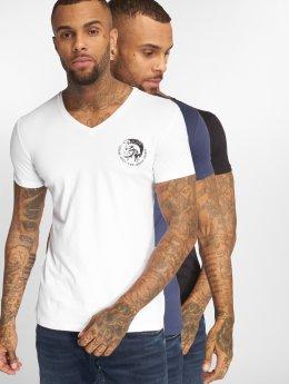Diesel T-shirts Umtee-Michael blå