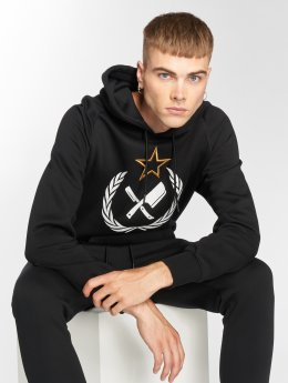 Distorted People Hoody Russian Blades schwarz