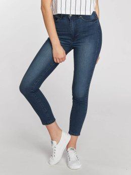 Dr. Denim High Waisted Jeans Cropa Cabana blue