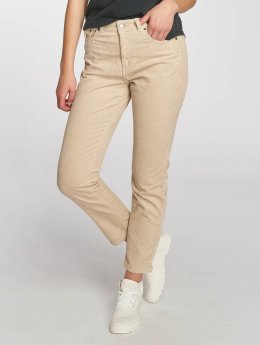 Dr. Denim Pantalon en velours Pepper Corduroy beige