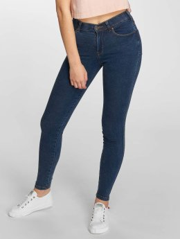 Dr. Denim Frauen Skinny Jeans Lexy in blau