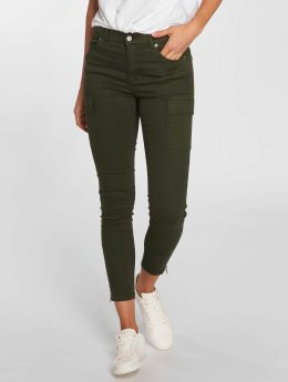 Dr. Denim Skinny jeans Dezie oliv