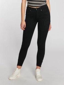 Dr. Denim Skinny Jeans Dezie schwarz