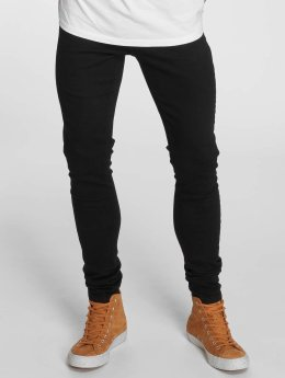 Dr. Denim Skinny jeans Leroy zwart