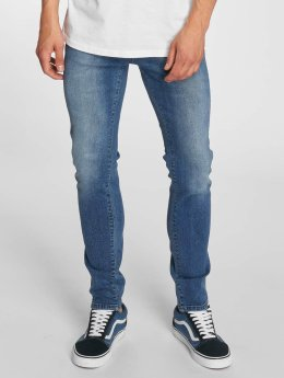 Dr. Denim Slim Fit Jeans Snap blau
