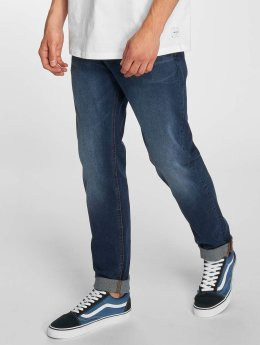 Dr. Denim Straight Fit Jeans James  modrý