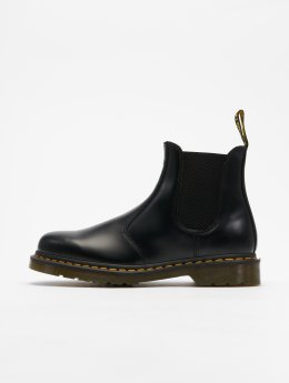 Dr. Martens Chaussures montantes 2976 Smooth noir