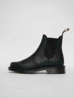 Dr. Martens Chaussures montantes Laura Polished Apache Chelsea noir