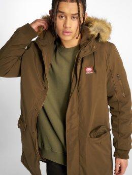 Ecko Unltd. Зимняя куртка Collin зеленый