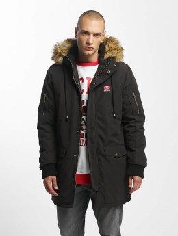 Ecko Unltd. Зимняя куртка Collin Camou черный