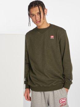 Ecko Unltd. Пуловер Westchester Crewneck оливковый