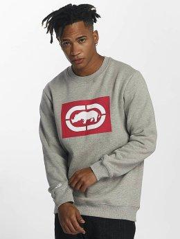 Ecko Unltd. Пуловер Base серый