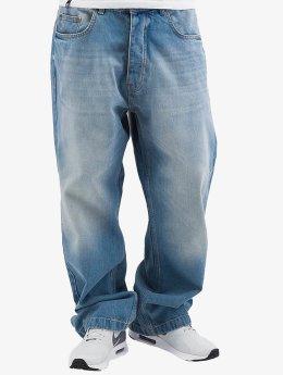 Ecko Unltd. Baggy jeans Fat Bro blå