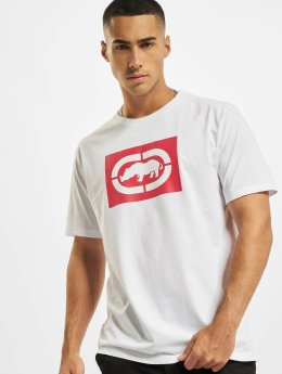 Ecko Unltd. Camiseta Base blanco