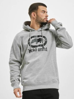 Ecko Unltd. Hoodies Base šedá