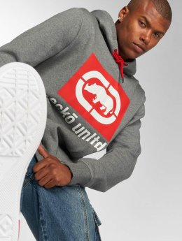 Ecko Unltd. Hoody West End grau