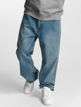Ecko Unltd. Jean large Camp's Lo Loose Fit bleu
