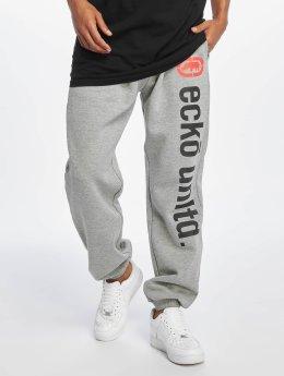 Ecko Unltd. Jogging kalhoty 2Face šedá