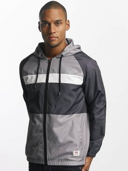 Ecko Unltd. Lightweight Jacket Windbreaker CapSkirring grey