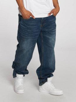 Ecko Unltd. Loose fit jeans Hang blauw