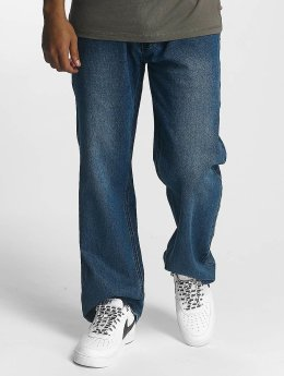 Ecko Unltd. Loose fit jeans Blue blauw