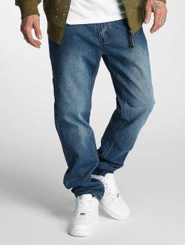 Ecko Unltd. Loose fit jeans Kamino blauw