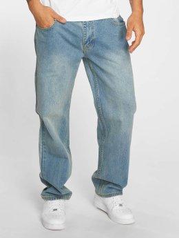 Ecko Unltd. / Loose fit jeans Gordon's Lo in blauw