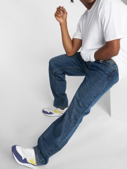 Ecko Unltd. Loose Fit Jeans High Line modrý