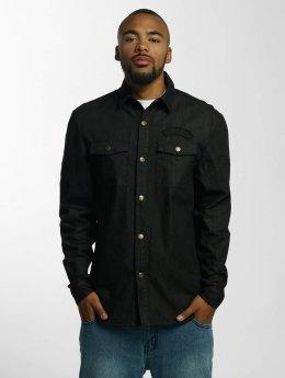 Ecko Unltd. / overhemd Jeans in zwart