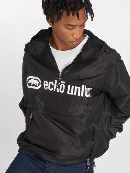 Ecko Unltd. Prechodné vetrovky Ventura èierna