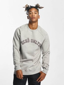 Ecko Unltd. Pullover Dagoba grau