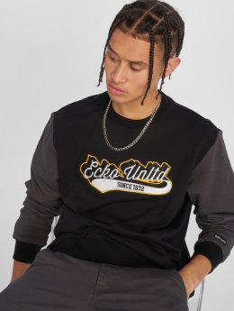Ecko Unltd. Pullover Houston Way schwarz