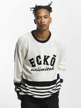 Ecko Unltd. Pullover Oldschool weiß