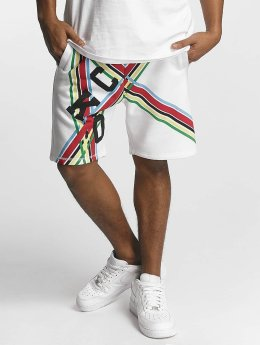 Ecko Unltd. TourdÀfrique Sweatshorts White