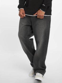 Ecko Unltd. Spodnie Baggy Big Jack Baggy Fit czarny