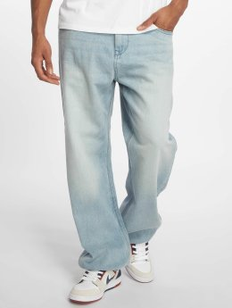 Ecko Unltd. Spodnie Baggy Big Jack Baggy Fit niebieski